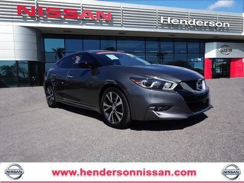 Certified Pre-Owned 2017 Nissan Maxima 3.5 S FWD 4D Sedan