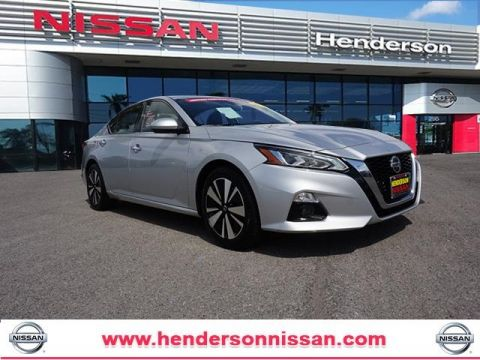 Certified Pre-Owned 2019 Nissan Altima 2.5 SL FWD 4D Sedan