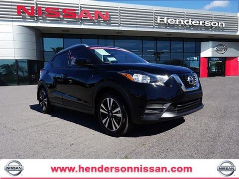 Certified Pre-Owned 2019 Nissan Kicks SV FWD 4D Sport Utility